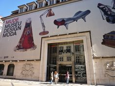 Design and Fashion Museum / MUDE, Top Places to see in Lisbon, Portugal