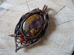 Brooch, Handmade, Jewelry, Carnelian, Hand Made, Jewlery, Jewerly, Brooches, Schmuck