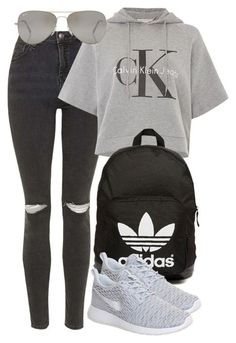 Best Picture For sporty outfits chic For Your Taste You are looking for something, and it is going t Cute Outfits For School, Teenage Girl Outfits, Cute Swag Outfits, Cute Comfy Outfits, Sporty Outfits, Teen Fashion Outfits, Outfits For Teens, Stylish Outfits, Classy Outfits