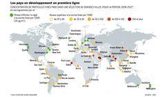 Pollution des villes : les pays en développement en première ligne