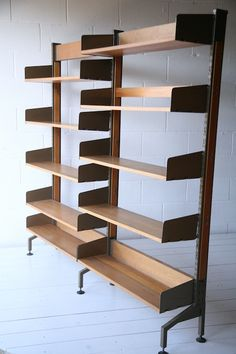 1970s Library Bookcase 2