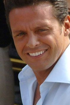 Luis Miguel The love of my life..