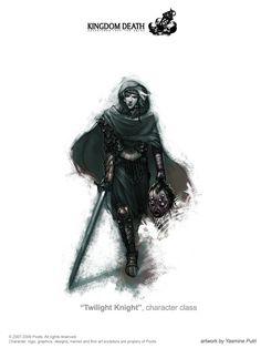 Twilight Knight by kingdom-death.deviantart.com