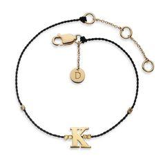 K Alpha Bracelet- want the rose gold L