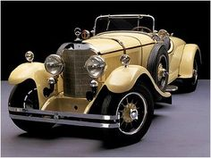 1926 Mercedes Benz K - http://www.tsu.co/roli1968