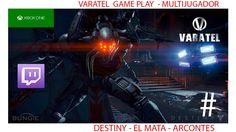 Destiny | El mata - Arcontes
