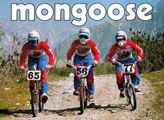 BMX Mongoose Ad Chatsworth Park, San Fernando Valley