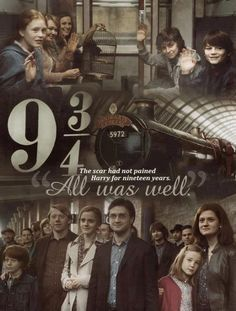 """Harry Potter One Generation"""