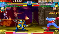 MVSCJ--Marvel Vs Capcom Clash of Super Heroes Japan 980123_Apr22 20_45_33.png (768×448)