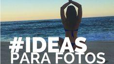 Ideas súper cool para tomarte fotos cuando viajas 🚢