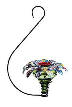 Vibrant Hummingbird Feeder ($35).