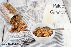 » Paleo Granola