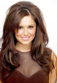 Another lovely Cheryl Cole do...