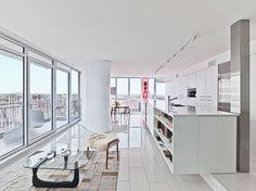 Eine moderne und urbane Wohnung in Ottawa | Studio5555