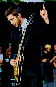 Daniel Kessler - Interpol. My favorite guitarist!