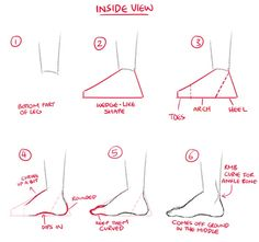 Feet tutorial 2