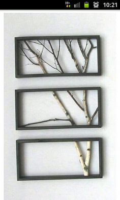 easy home made frames