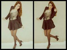 top by Tally Weijl Skirt by Amalia