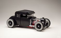 https://flic.kr/p/BRmgMP | 1930 Ford Coupe | I've always wanted to build this car in this elegant, classic trim. It's a real one, here's a link for the reference material: my-garage-central.com/wp-content/uploads/2015/06/1930-for...