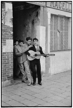 ITALY. Venice. 1953. Henri Cartier-Bresson