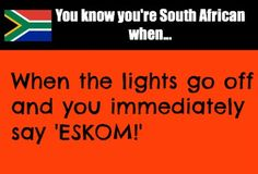 You know you're South African when. African Memes, African Quotes, Badass Quotes, Funny Quotes, Mzansi Memes, Rugby Memes, Words Quotes, Sayings, African Proverb