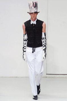 Walter Van Beirendonck Spring 2013 Menswear Collection - Fashion on TheCut
