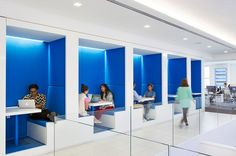 Mashable New York City Office offices of online media company Mashable located in New York City.: