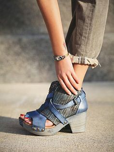 Free People Rendering Clog
