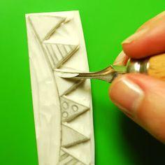 tutorial stempels maken made by Karin van de Laer