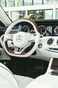 I just LOVE white car interiors! www.NoscoPublishing.com Twitter: @NoscoPublishing Tumblr: @NoscoPublishing Pinterest: @NoscoPublishing Instagram: @NoscoPublishing
