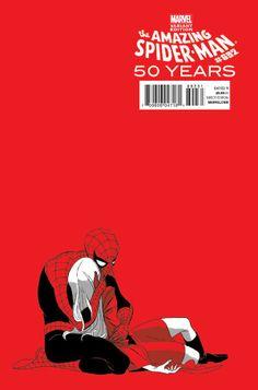 The Amazing Spider-Man #692 - Alternate Comic Book Cover