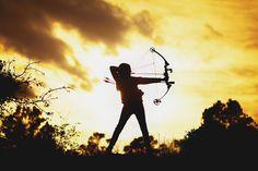 Archery photography