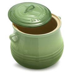 Le Creuset Heritage Rosemary Bean Pot PG0100-1725 , 4½ qt. Le Creuset http://www.amazon.com/dp/B00GOESRQK/ref=cm_sw_r_pi_dp_wKI1vb0Z76YK4