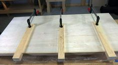 Extend the Length of Your Woodworking Clamps #WoodworkClamps