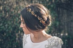 Discover the hairstyles trends 2016 for brides: From long to short, everything is … - Wedding Hairstyles Bridal Hair And Makeup, Hair Makeup, Trends 2016, Hair Styles 2016, Bride Hairstyles, Hairstyle Short, Bridal Hair Accessories, Hair Jewelry, Hair Trends