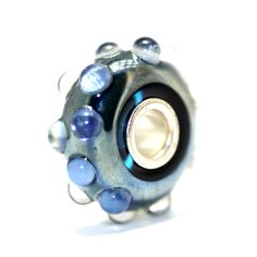 """This Moon Ocean is listed under """"Trollbeads with a Twist"""" because it is a medium to small scale bead and not all of the M.O.s have the mercury toned glass covering the bead! http://www.trollbeadsgallery.com/moon-ocean-with-a-twist-16/"""