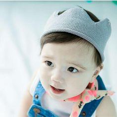 a7bdd50ee607b Little Royalty Crochet Crown かぎ針編みの王冠, 子供の髪, フォトプロップス,