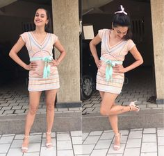 """42.9k Likes, 228 Comments - Instant Bollywood (@instantbollywood) on Instagram: """"Isn't she the cutest? Taapsee Pannu all set for her move promotions. @instantbollywood ❤️  """""""