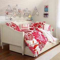 Room Design for Teenage Girls