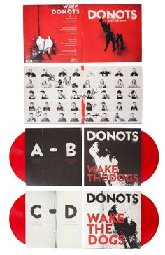 Donots. Wake The Dogs.