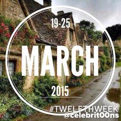 """#TwelfthWeek #March #Marzo #2015 A partir de vuestros """"Me gusta"""" os dejo, en 15"""", lo que más habéis destacado de la galería, publicado esta última semana. Espero que os guste. GRACIAS UNA VEZ MÁS A TOD@S."""
