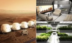 Mars One claims to have 'solved' how humans will surviveon Mars