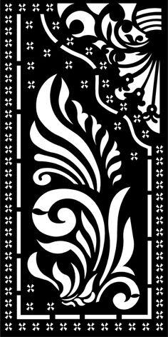 Front Wall Design, Wooden Front Door Design, Laser Cut Panels, Laser Cut Metal, Stencil Art, Stencil Designs, Corte Plasma, Jaali Design, Custom Metal Art