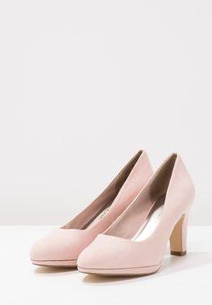 e97ef1a1e44a36 Tamaris Escarpins - rose - ZALANDO.FR Escarpin Rose, Chaussures Tamaris,  Escarpins,