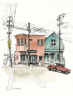Haight, San Francisco         Potrero Hill, SF         Pasadena, LA           Divisadero, SF         Portland, Maine                   ...