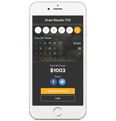 Buy Lottery Tickets Online From Your Phone | AutoLotto