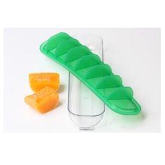 Qubies - ice cube tray - baby feeding - baby food freezer tray