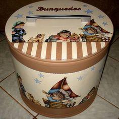 tambor reciclado