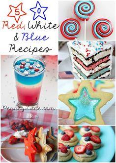 50 Patriotic Recipes