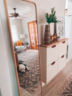 Entry Pieces Ikea Shoe Cabinet Hack Stall The Blushing Bungalow How to Care for Leather Furniture le Ikea Shoe Cabinet, Shoe Cabinets, Ikea Living Room, Small Space Living Room, Living Room Hacks, Living Room Cabinets, Boho Living Room, Small Space Solutions, Simple Furniture